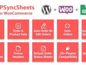WooCommerce Google Spreadsheet Addon